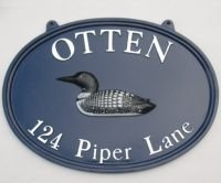loon sign